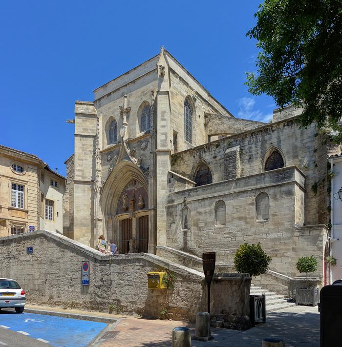 Journées du patrimoine 2018 - Visite guidée de la collégiale Saint-Agricol