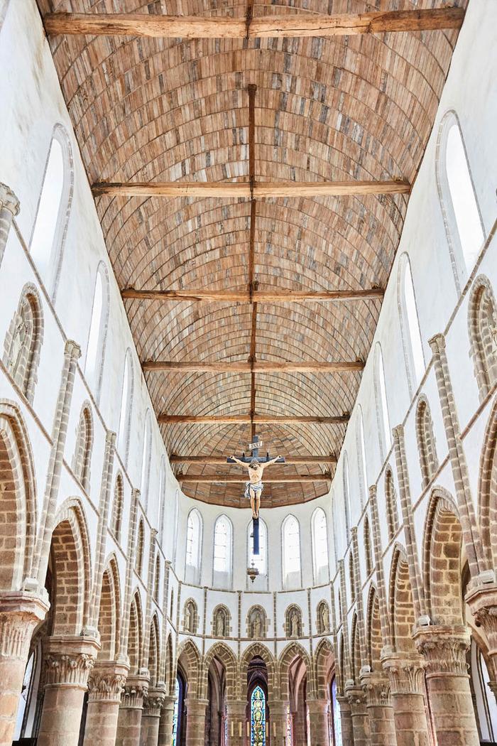 Journées du patrimoine 2017 - Visite guidée de la collégiale Saint-Evroult
