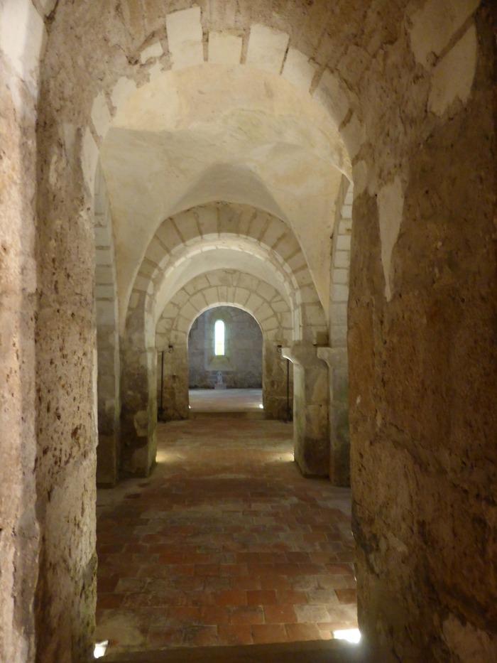 Journées du patrimoine 2018 - Visite guidée de la collégiale Saint-Martin et de ses cryptes