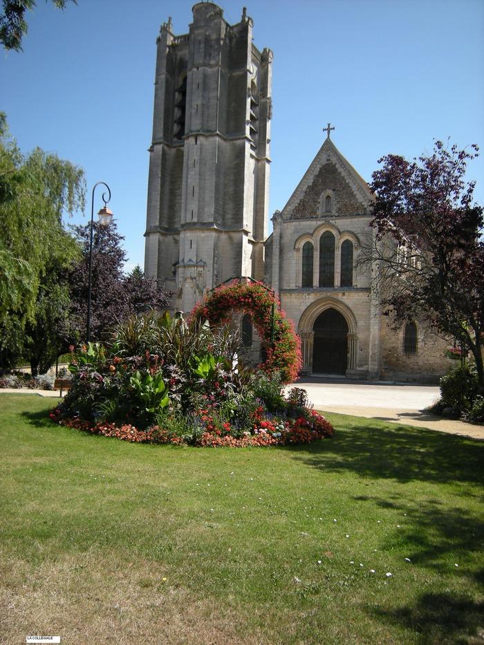 Journées du patrimoine 2018 - Visite guidée de la collégiale Saint-Pierre