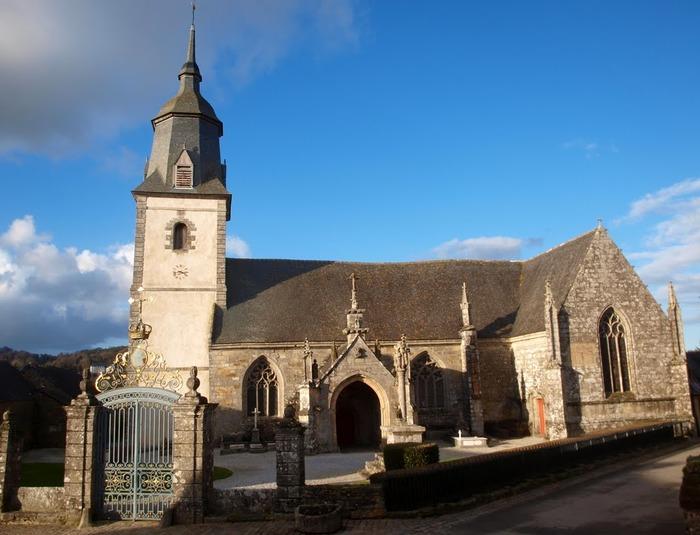 Journées du patrimoine 2018 - Visite guidée de la commune Le Quillio  / Commune du Patrimoine Rural de Bretagne