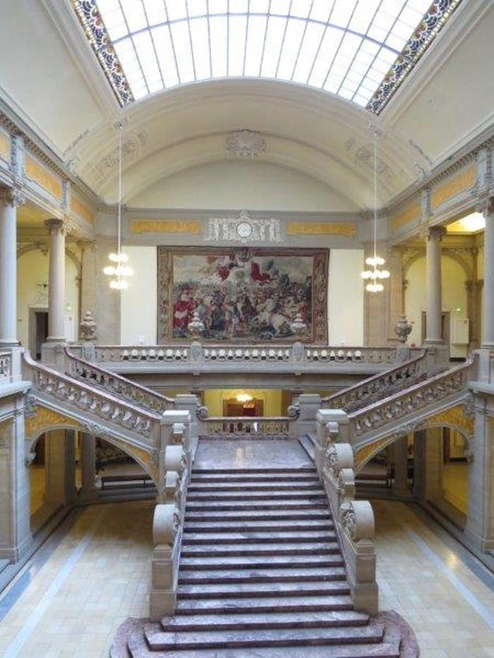 Journées du patrimoine 2018 - Visite guidée de la Cour d'appel de Colmar