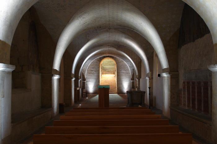 Crédits image : Rectorat de la cathédrale de Chartres / F. Sémichon