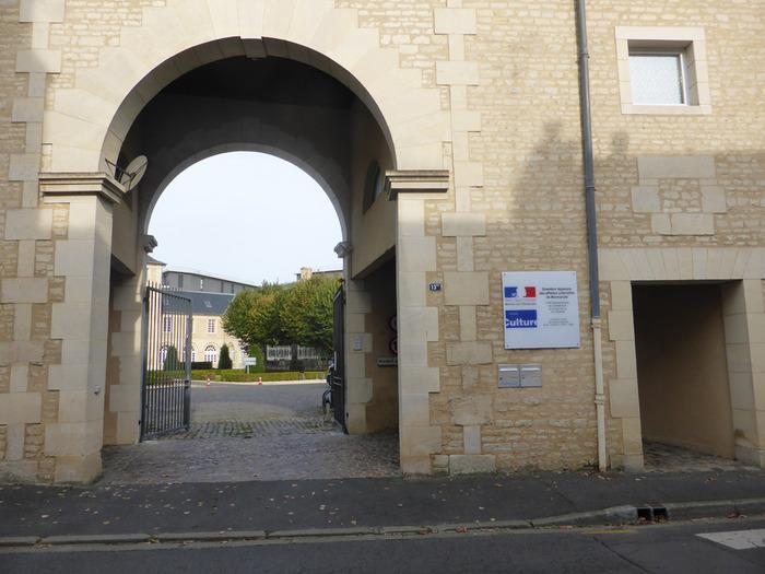 Journées du patrimoine 2018 - Visite guidée de la Direction régionale des affaires culturelles de Normandie (DRAC)