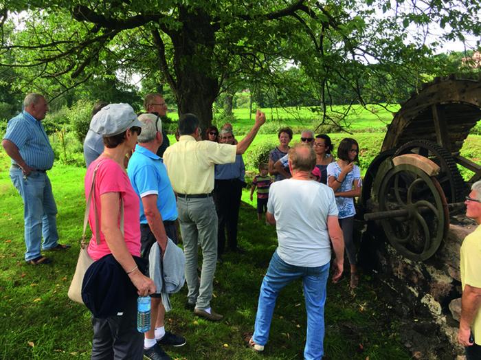 Journées du patrimoine 2018 - Visite guidée de la Féculerie