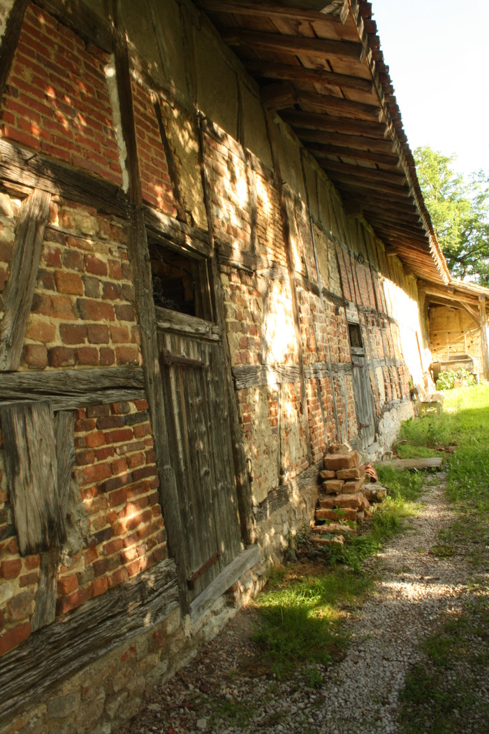 Journées du patrimoine 2018 - Visite guidée de la ferme du Sougey.