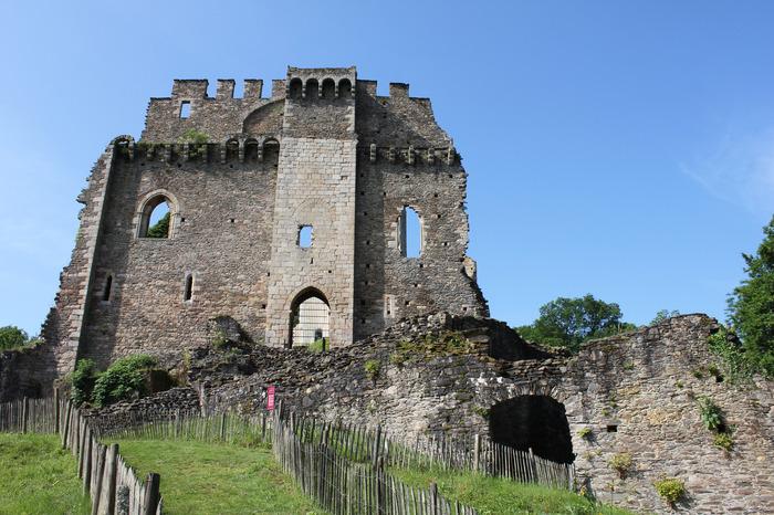 Journées du patrimoine 2018 - Visite guidée de la forteresse médiévale et du village castral de Châlucet