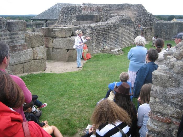 Journées du patrimoine 2018 - Visite guidée de la forteresse
