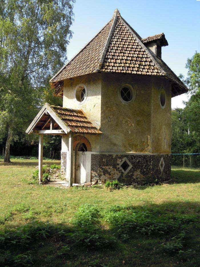 Journées du patrimoine 2018 - Visite guidée de la Fromagerie-Pigeonnier de Gurcy-le-Châtel