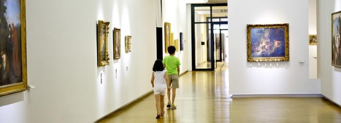 Journées du patrimoine 2018 - Visite guidée de la Galerie d'Art