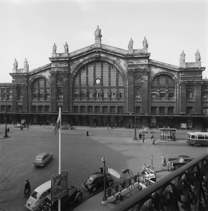 Journées du patrimoine 2018 - Visite guidée de la Gare du Nord