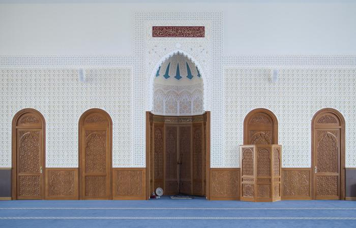 Journées du patrimoine 2018 - Visite guidée de la Grande Mosquée de Reims