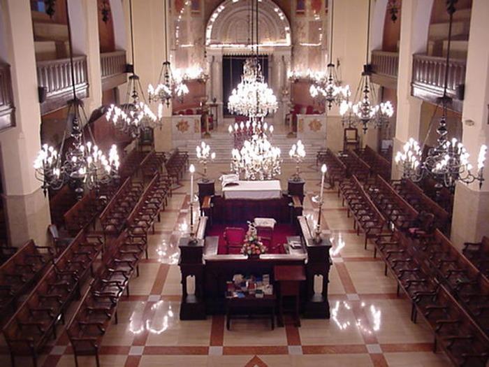 Journées du patrimoine 2018 - Visite guidée de la grande Synagogue de Marseille