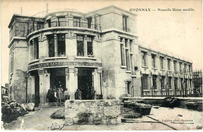 Crédits image : Musée du peigne et de la plasturgie/ville d'Oyonnax