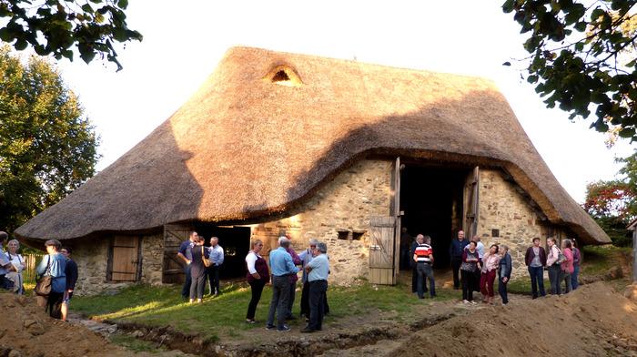 Journées du patrimoine 2018 - Visite guidée de la grange ovalaire