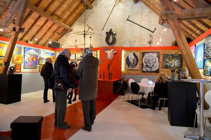 Journées du patrimoine 2018 - Exposition à la galerie la Grange.
