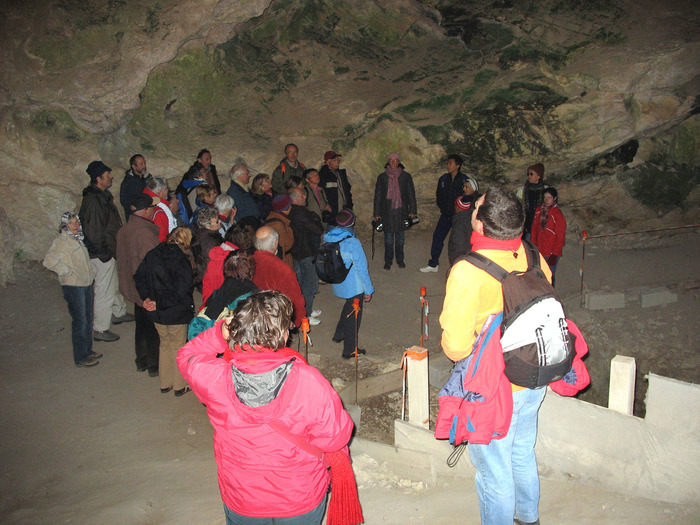 Journées du patrimoine 2018 - Visite guidée de la grotte préhistorique de Bélesta