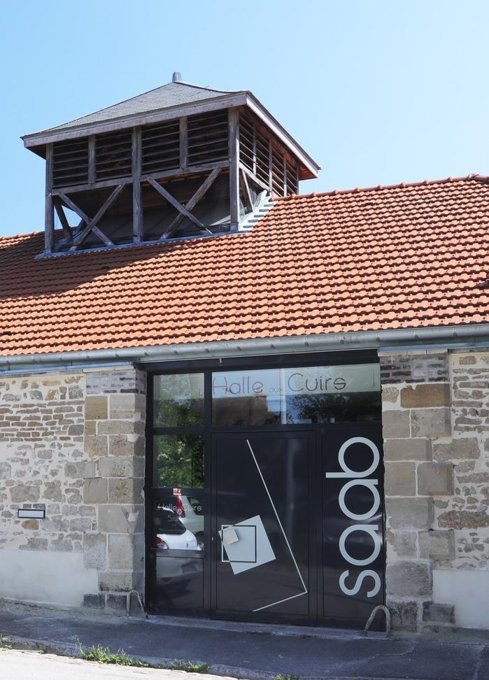 Journées du patrimoine 2018 - Visite guidée de la Halle aux cuirs réhabilitée et du chantier contigu de réhabilitation de logements