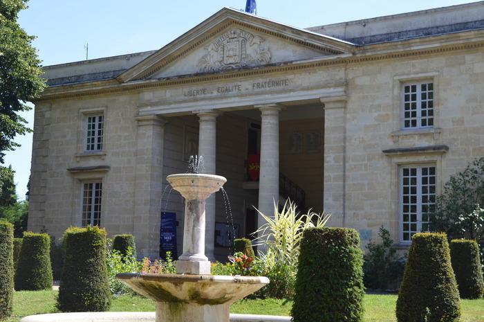 Journées du patrimoine 2018 - Visite guidée de la Mairie