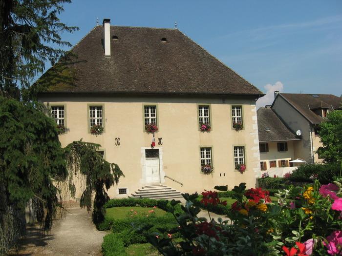 Journées du patrimoine 2018 - Visite guidée de la maison de Boigne