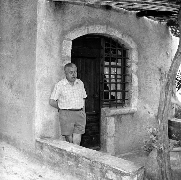 Journées du patrimoine 2018 - Visite guidée de la Maison de Jacques Prévert