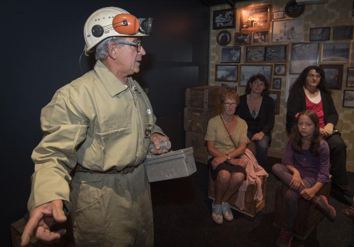 Journées du patrimoine 2018 - Visite guidée de la Maison du Mineur & des Energies
