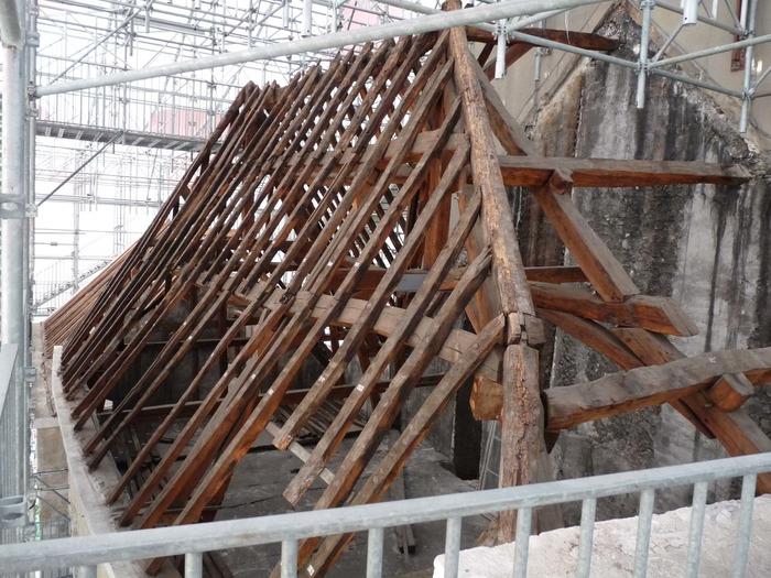 Journées du patrimoine 2018 - Visite guidée de la maison-échafaudage de la Fabrique de la ville : une maison à H/histoire(s)