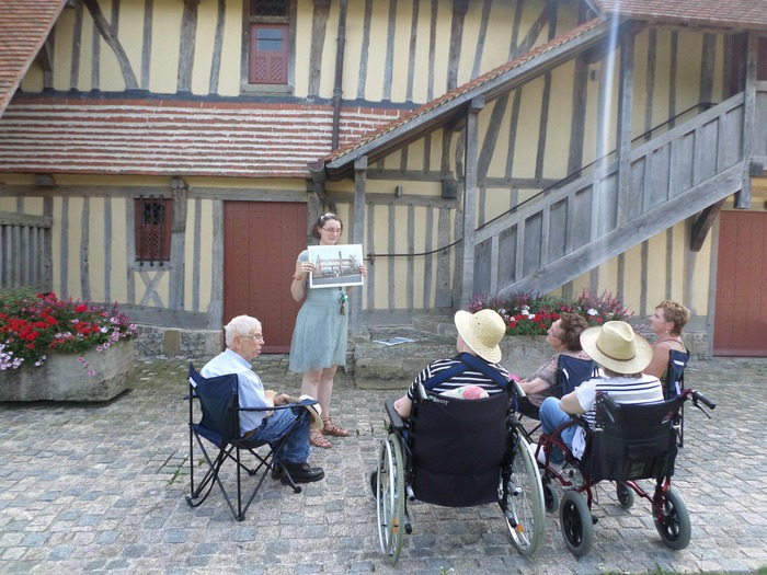 Journées du patrimoine 2018 - Visite guidée de la Maison Mercier