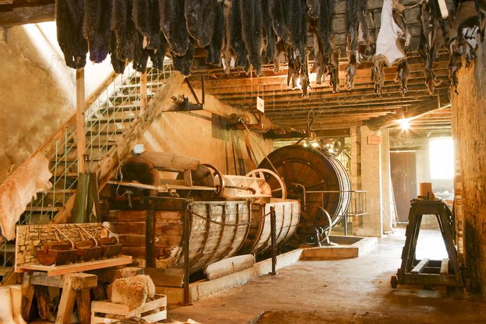 Journées du patrimoine 2018 - Visite guidée de la mégisserie de la Boivre
