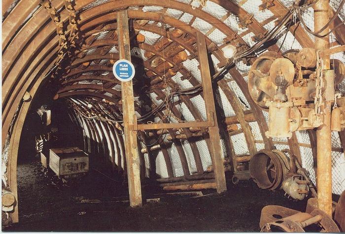 Journées du patrimoine 2018 - Visite commentée de la mine-témoin des Bruneaux.