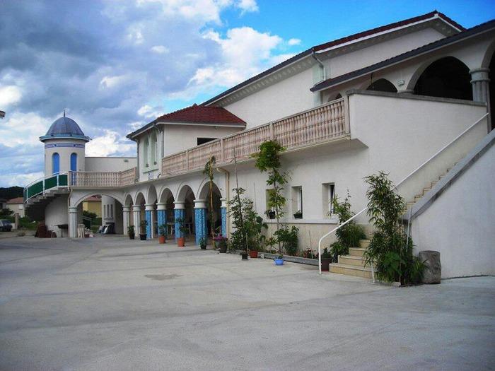Journées du patrimoine 2018 - Visite commentée de la mosquée de Péage Hicret.