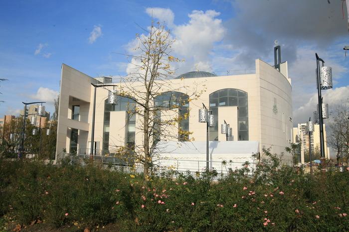 Journées du patrimoine 2018 - Visite guidée de la Mosquée Sahaba de Créteil