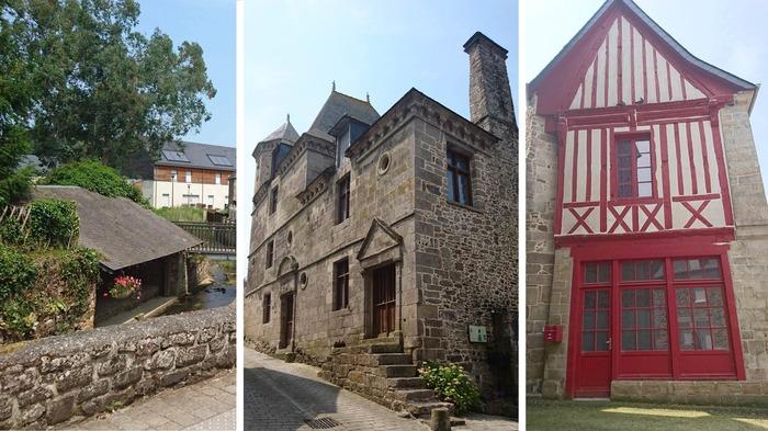 Journées du patrimoine 2018 - Visite guidée de Jugon-les-Lacs, Petite Cité de Caractère