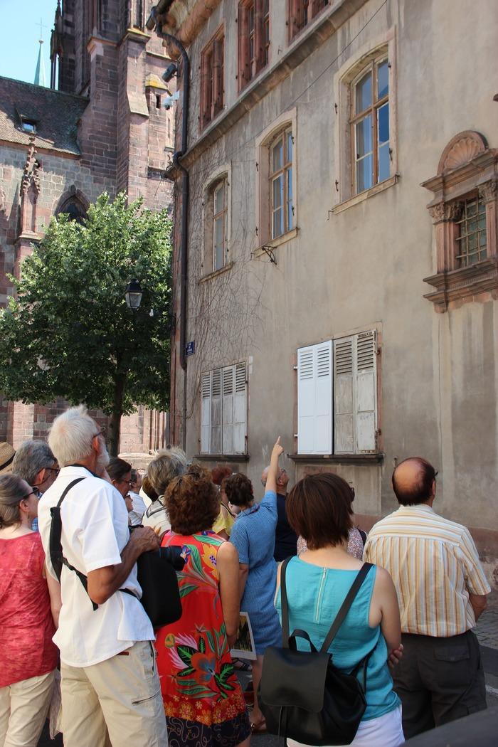Journées du patrimoine 2018 - Visite guidée de la place Gambetta et ses alentours