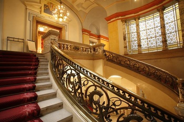 Journées du patrimoine 2018 - Visite commentée de la préfecture de la Loire et des anciens appartements du préfet.