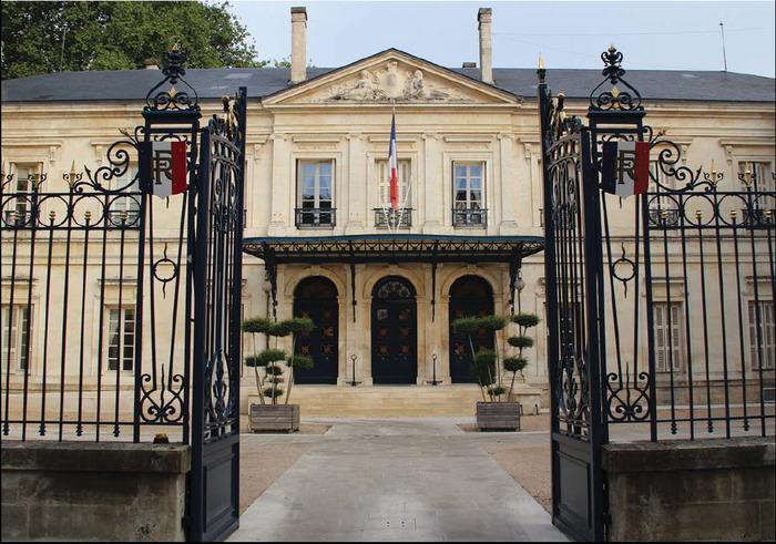 Journées du patrimoine 2018 - Visite guidée de la préfecture des Deux-Sèvres