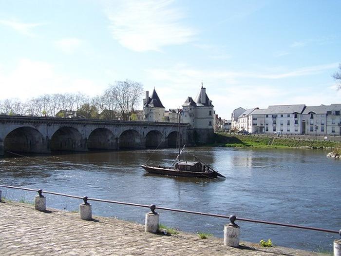 Journées du patrimoine 2018 - Visitez la salle sous charpente de la Tour Sud du pont Henri IV