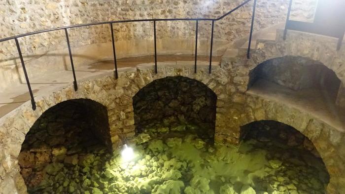 Journées du patrimoine 2018 - Visite guidée de la source d'Erigny
