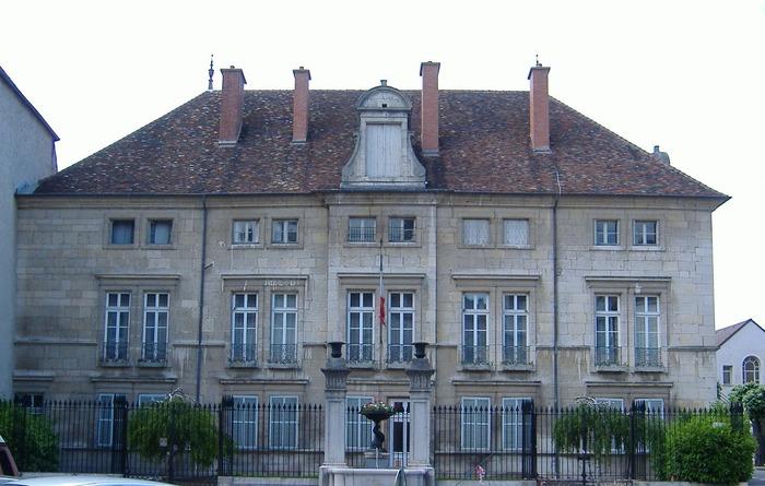Journées du patrimoine 2018 - Visite guidée de la Sous-préfecture de Dole