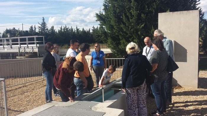 Journées du patrimoine 2018 - Visite guidée de la station d'épuration de Châteauneuf-les-Martigues