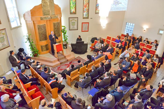 Journées du patrimoine 2017 - Visite guidée de la synagogue d'Issy
