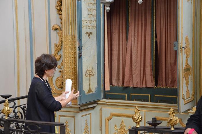 Journées du patrimoine 2018 - Visite guidée de la synagogue et du musée juif-comtadin