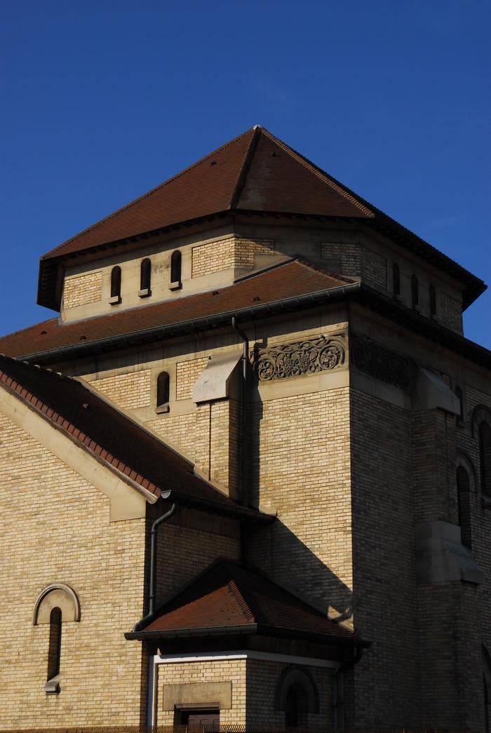 Journées du patrimoine 2018 - Visite guidée de la synagogue