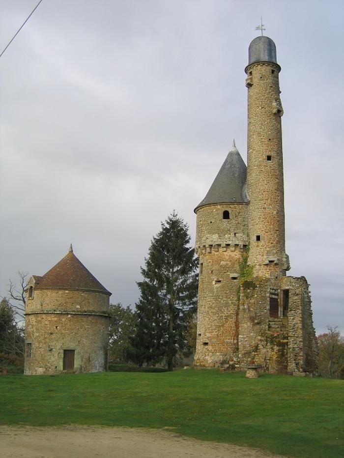 Journées du patrimoine 2018 - Visite guidée de la Tour de Bonvouloir