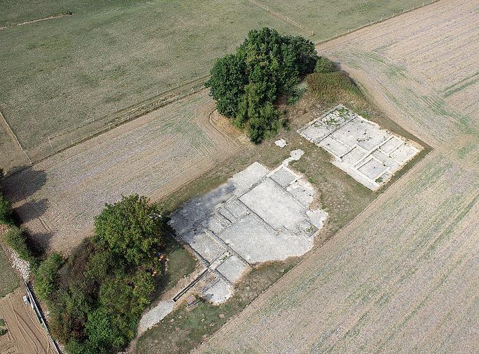 Journées du patrimoine 2018 - Visite guidée de la villa gallo-romaine d'Embourie