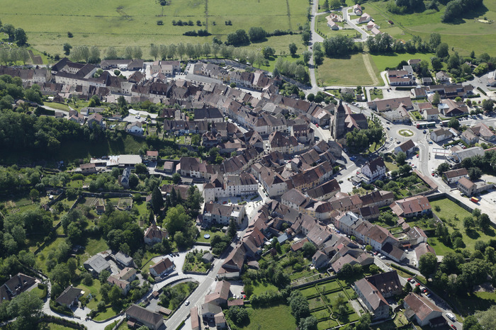 Journées du patrimoine 2018 - Visite guidée de la ville d'Orgelet
