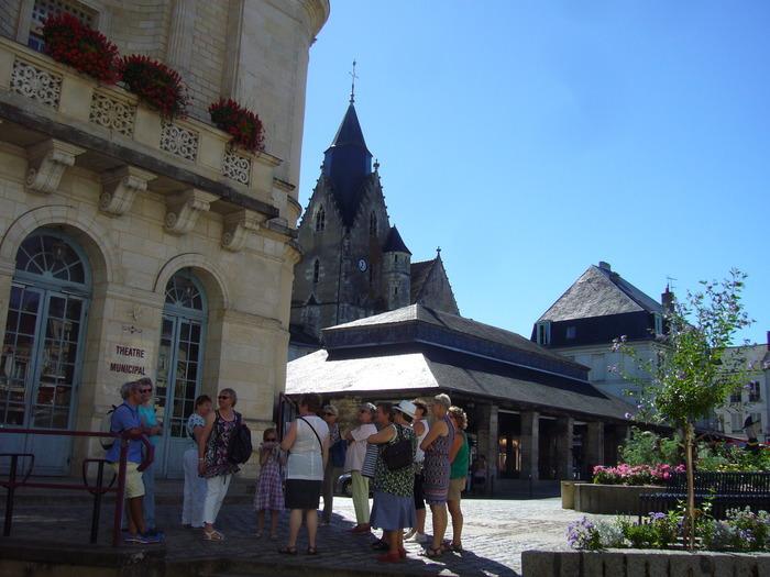 Journées du patrimoine 2018 - Visite guidée de la ville de Mamers