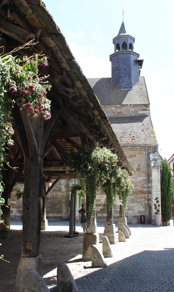 Journées du patrimoine 2018 - Visite guidée de la ville de Nolay