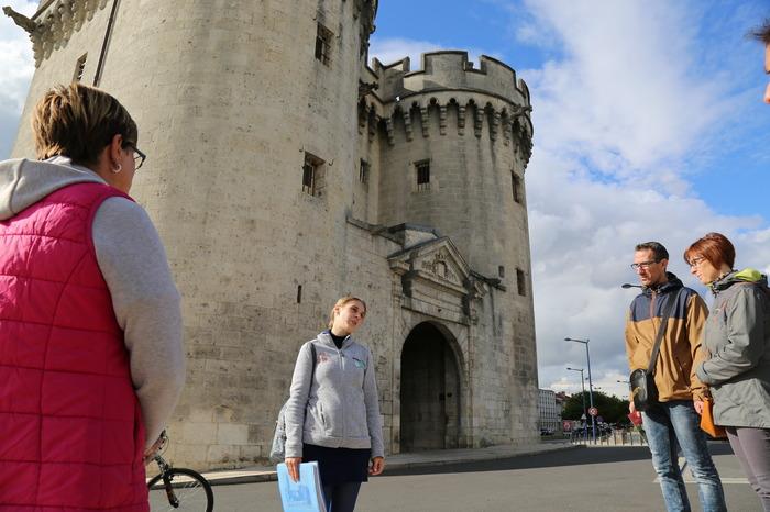 Journées du patrimoine 2018 - Découverte de la ville de Verdun.