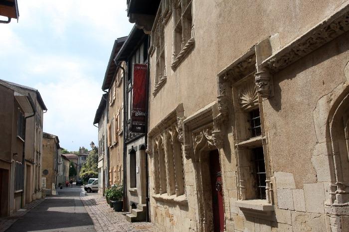 Journées du patrimoine 2018 - Visite guidée de la ville de Vic-sur-Seille